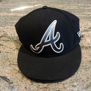 Official MLB Baseball Cap 7-1/8 Atlanta
